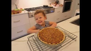 Christmas Day PECAN PIE | Simple & Easy to make | Learn How