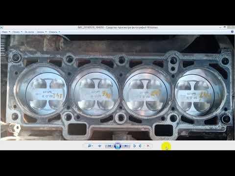 Ремонт двигателя и интересное новое видео