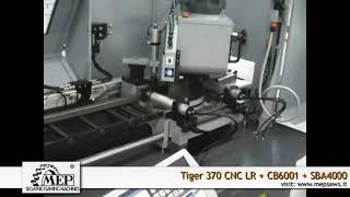 [톱기계추천] MEP TIGER 370 CNC LR /…