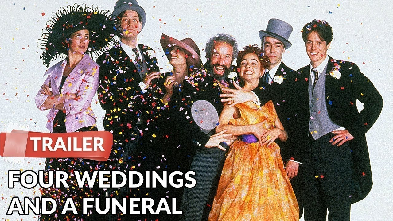 Four Weddings And A Funeral 1994 Trailer HD