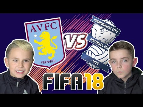 EPIC FIFA 18 MATCH! | WHO WILL WIN THE MIDLANDS DERBY?