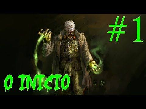 Sniper Elite Nazi Zombie Army 2 [Playthrough Pc] [PT-BR] O Inicio Parte #1