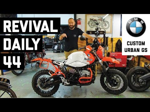 Custom BMWs, Loose Bolts, and NEW Lincoln Electric Gear! // Revival Daily 44