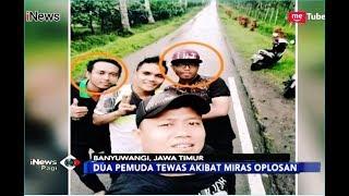 Download Pesta Miras Oplosan Malam Tahun Baru, 2 Pemuda Tewas - iNews Pagi 04/01 Mp3