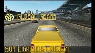 Ford Racing 3: Ford Competition: Global Gears: Modern  (Medium)
