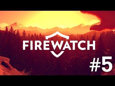 Firewatch | Max e padurar | Episodul 5