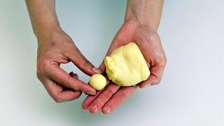 Шоколадная мастика для моделирования - Украшение тортов с Натальей Фёдоровой