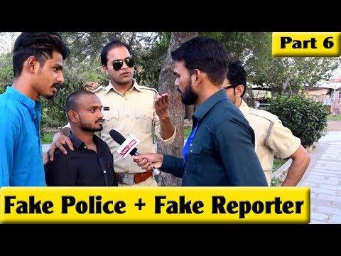Fake Reporter Prank Part 6 | Bhasad News | Pranks In India