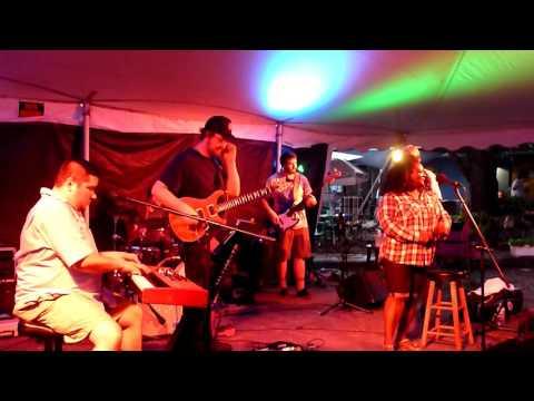 Brett Johnson's The Most Band-The Chicken-Cape Fear Blues Festival-Rusty Nail-6/25/17