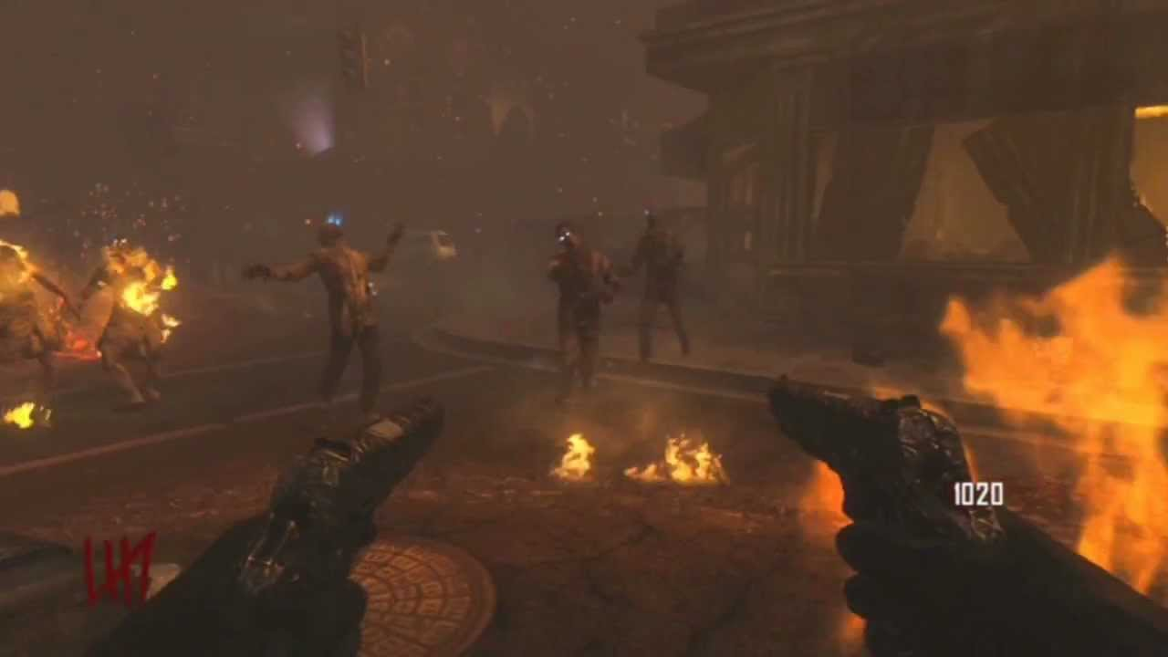 black ops 2 zombies: mustang & sally (weapon review) - youtube