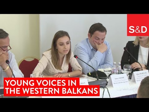 Young Voices in the Western Balkans
