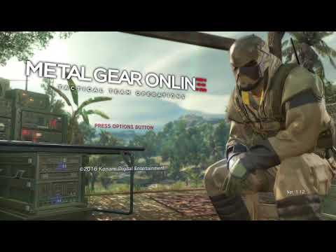 Metal Gear Online || ASHLER - STEALTH ARTISAN - LIVE