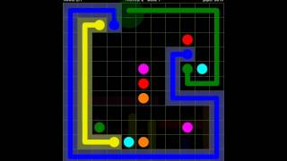 Flow Free Extreme Pack 11x11 Level 7