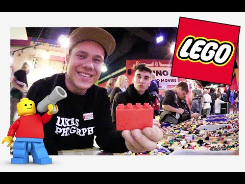 Wir im LEGOLAND® Discovery Centre Oberhausen | ItsMarvin & NinO
