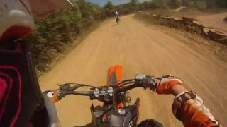 helmet cam neuville aux joutes motocross france gopro hd