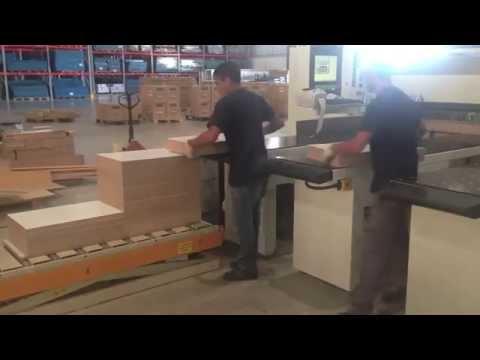 Fábrica automática flexible SCM Group