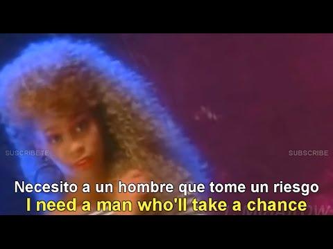 Whitney Houston - I Wanna Dance Somebody [Lyrics English - Español Subtitulado]