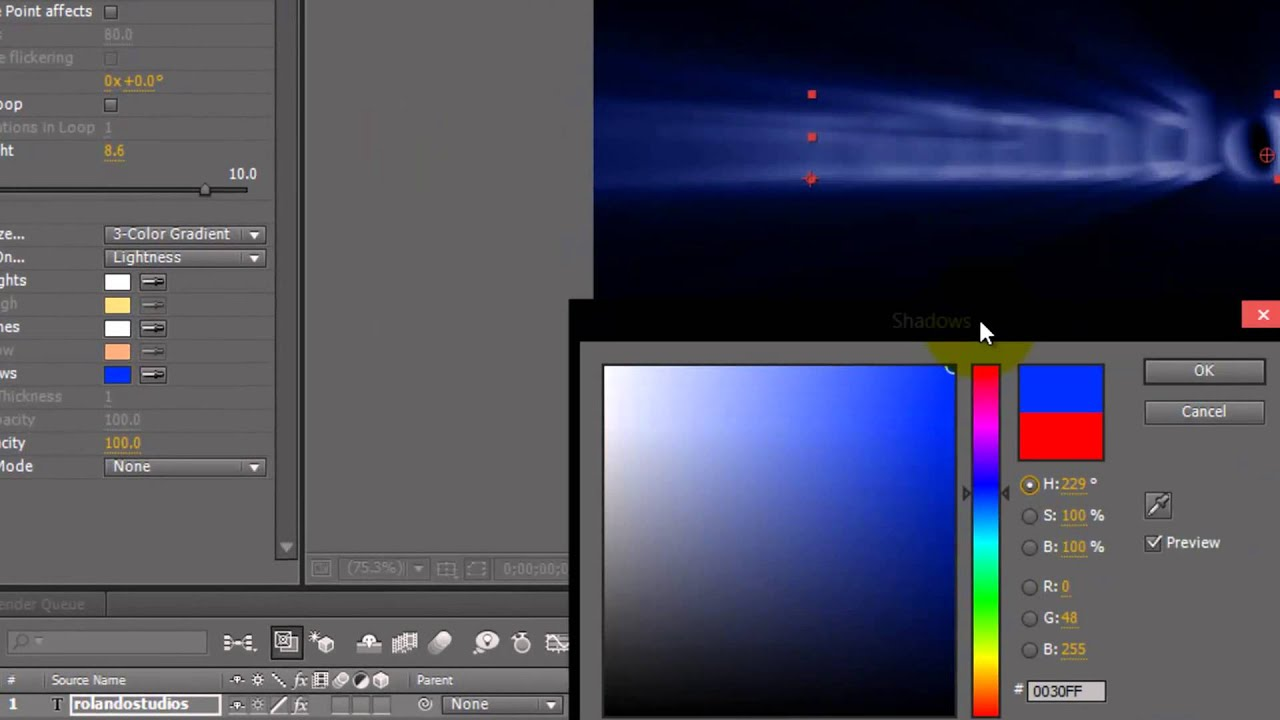 how to make after effects portable