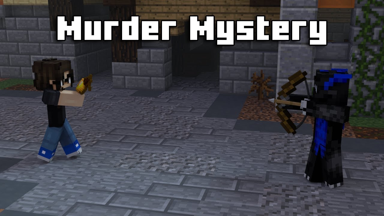 Hypixel - Murder Mystery w/ Lukas9446 | (Minecraft)