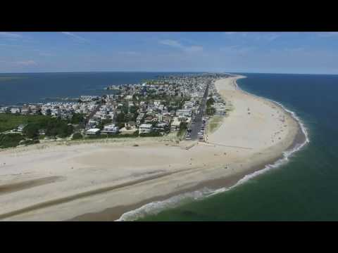 Long Beach Island New Jersey 2016 - Drone Footage