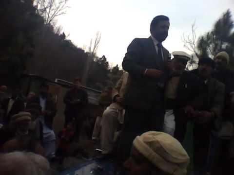 Sardar Saghir Khan's wARm SpeeCH in Jandathii
