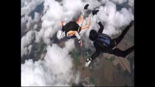 AFF Level 5 - Sean - Langar - Skydiving