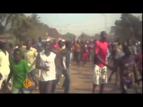 Sectarian violence escalates in CAR
