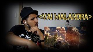 Video REACT | ‹VAI MALANDRA› - Otaku Safadão download MP3, 3GP, MP4, WEBM, AVI, FLV Agustus 2018
