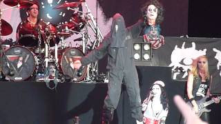 "Alice Cooper - "" I love the dead "" - 19/05/2015 - Hellfest - Clisson - 3/3"