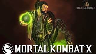 100 DAMAGE IN 18 SECONDS WITH DRUNKEN MASTER Mortal Kombat X Bo Rai Cho Gameplay