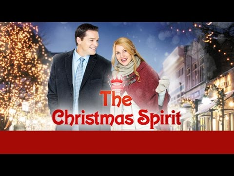 Hallmark Channel - The Christmas Spirit - Premiere Promo - YouTube