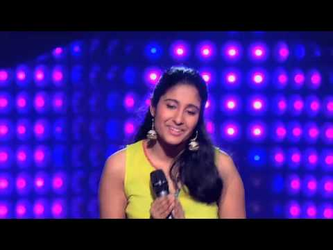 The Voice India - Nalini's Audition!