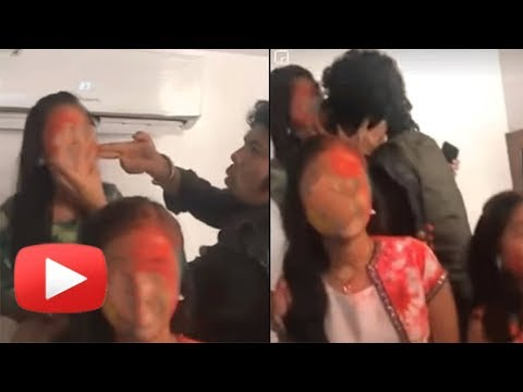 Papon KISSES Minor Girl On Facebook LIVE Video