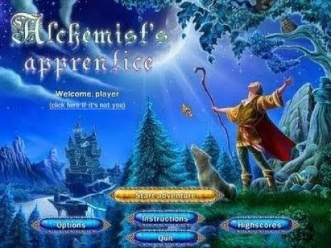 Alchemist's Apprentice  (PC GAME)