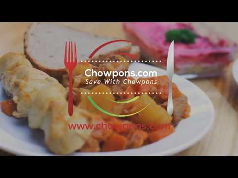 Chowpons: The Fastest Way to Find LOCAL Discount Restaurant Coupons. Save Money & Time. Chowpons.com
