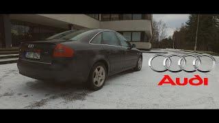 Тест-драйв Audi A6 (C5)