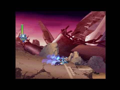Mega Man X6 playthrough [Part 1: Intro - Eurasia Ruins]