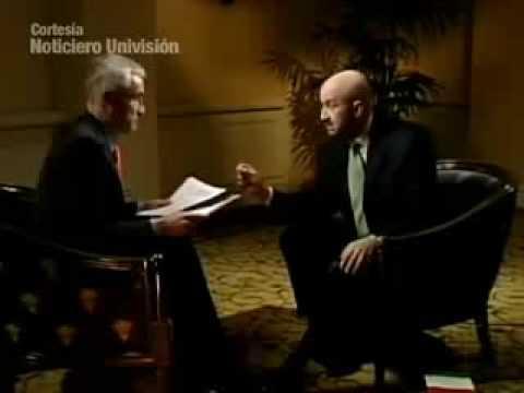 Jorge Ramos Contronta a Carlos Salinas de Gortari 1/2