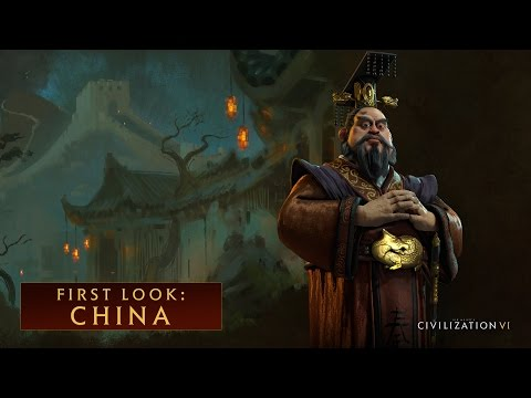 CIVILIZATION VI - First Look: China