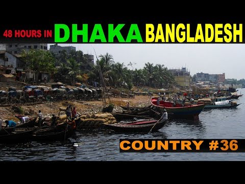 A Tourist Guide to Dhaka, Bangladesh