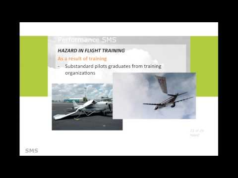 Performance based SMS in flight training organisations
