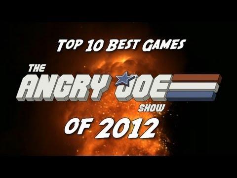 Top 10 BEST Games of 2012!