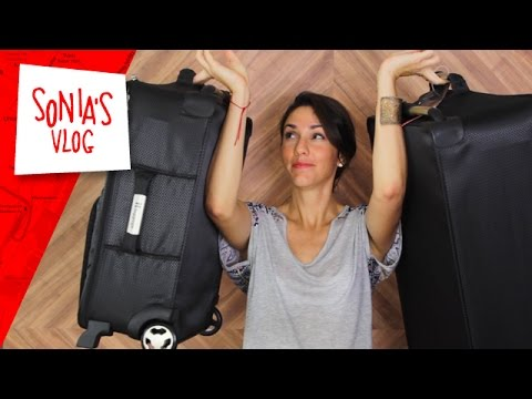 Product Review: VERY Light Luggage