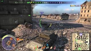 no guts no glory   world of tanks xbox one isu 152 gameplay