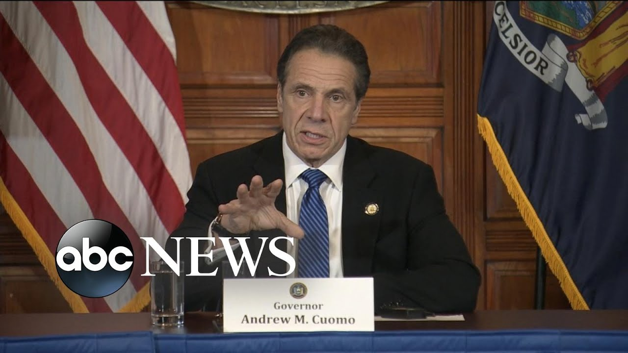 New York orders nation's first coronavirus containment zone l ABC News