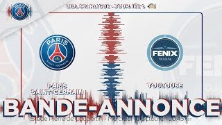 PSG Handball - Toulouse : la bande-annonce