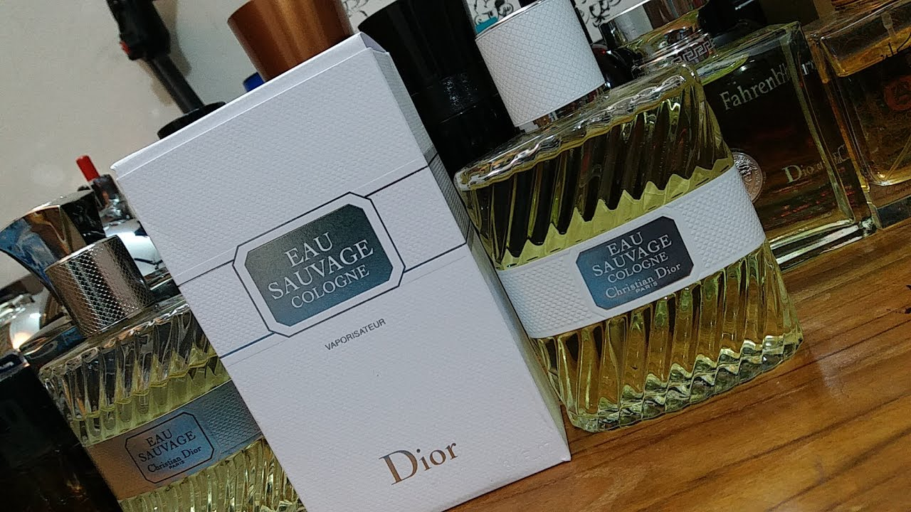 277f9a5d9fcc Dior Eau Sauvage Cologne Review (2015) - YouTube