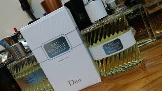 Dior Eau Sauvage Cologne Review (2015)