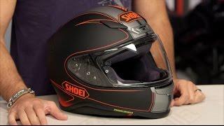 Shoei RF-1200 Flagger Helmet Review at RevZilla.com