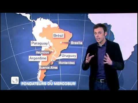 L'entrée du Venezuela dans le Mercosur. Le rêve de Bolivar devient réalité?